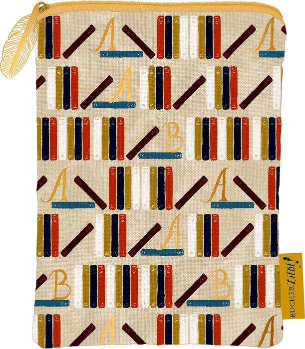 Funda para libros - para amantes de la lectura