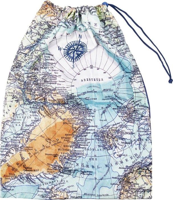 Bolsa plegable de viaje tipo saco