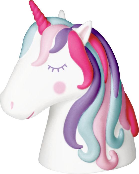 Lampara quitamiedo unicornio