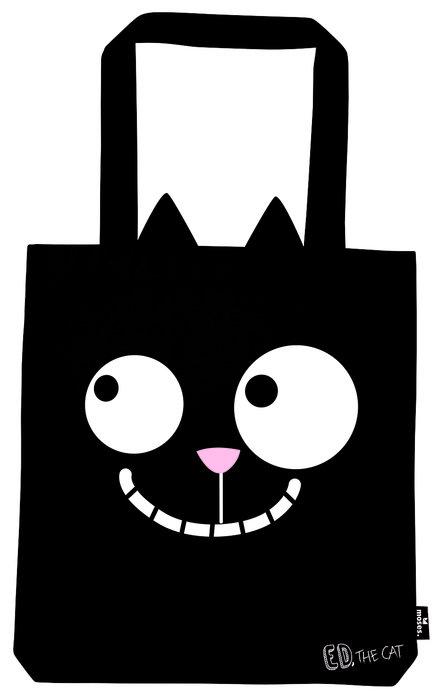 Bolsa de tela gatos love