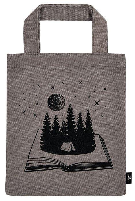 Bolsa de tela para libros phantasiereise