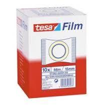 Cinta adhesiva 66x15 flow pack tesafilm