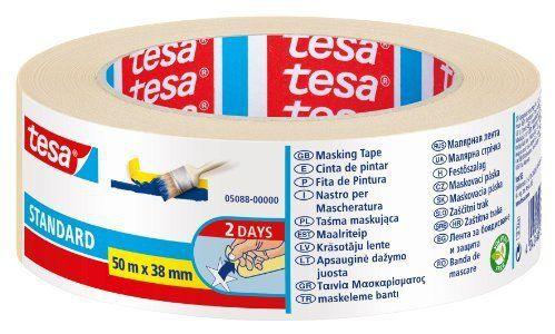 Cinta carrocero 50x38 tesa masking tape standard