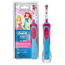 Cepillo electrico infantil princesas oral-b stages power