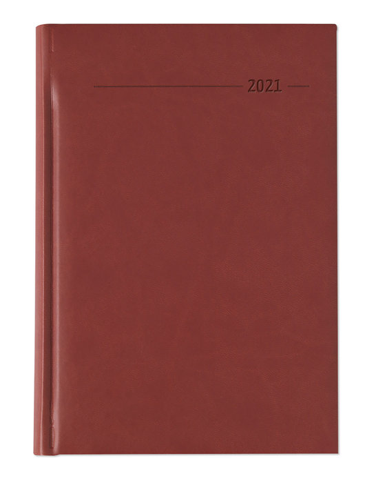 Agenda anual 2021 tucson red  new 15x21