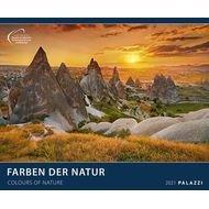 Calendario 2021 colours of nature new 60x50
