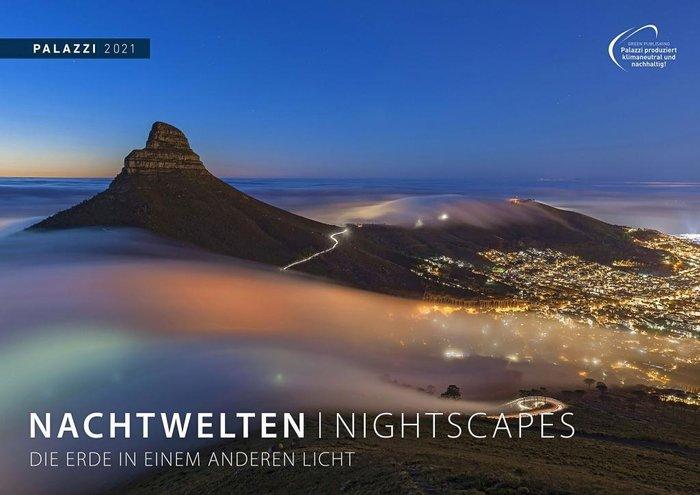 Calendario 2021 nightscapes new 70x50