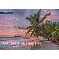 Calendario 2021 paradises on earth new 70x50