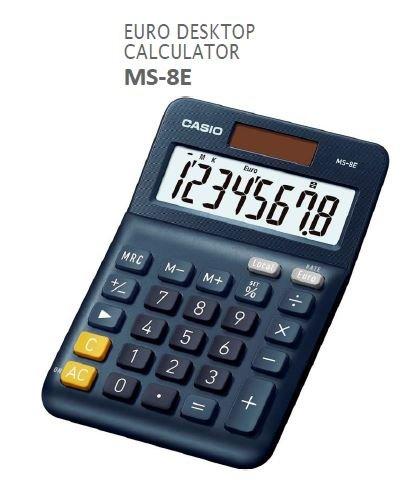 Calculadora de sobremesa 8 digitos ms-8e