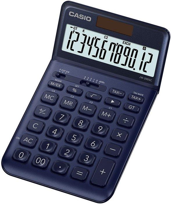 Calculadora de sobremesa jw-200sc-ny