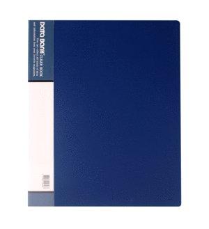 Carpeta 20 fundas a4 mt20-3 azul