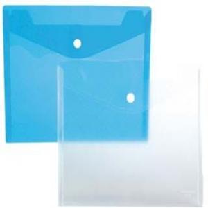 Carpeta pp sobre a5 1 broche 105 azul