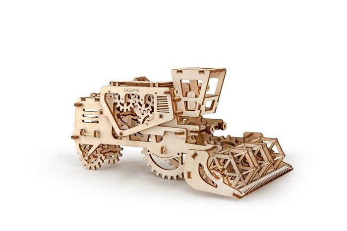 Maqueta modelo cosechadora