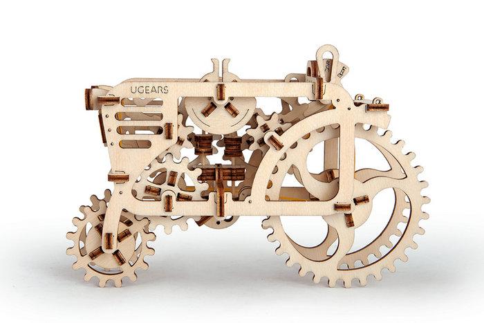 Maqueta tractor