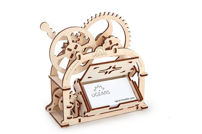 Maqueta caja mecanica