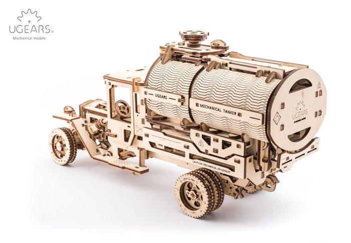 Maqueta modelo camon cisterna