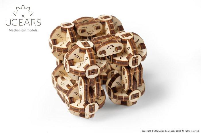 Maqueta flexi cubus