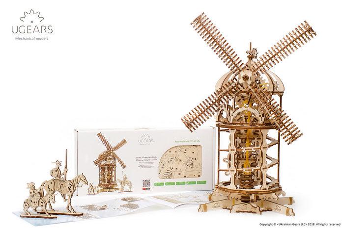 Maqueta model tower windmill
