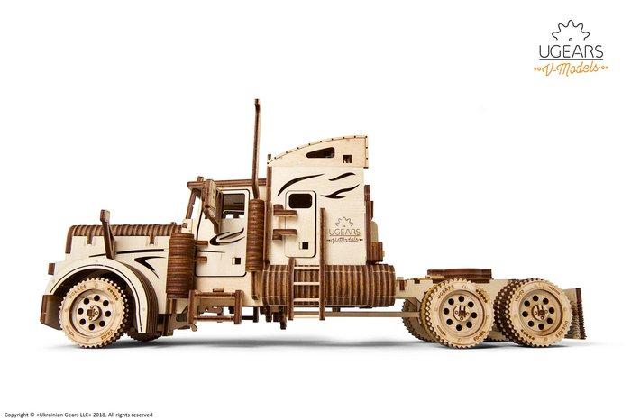 Maqueta modelo camion heavy boy vm-03