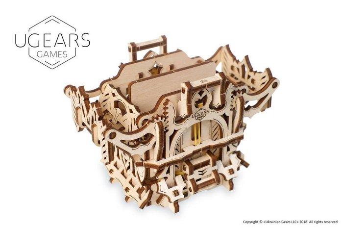 Maqueta model deck box caja para mazo de cartas
