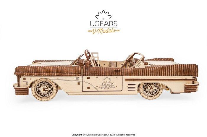 Maqueta model dream cabriolet vm-05