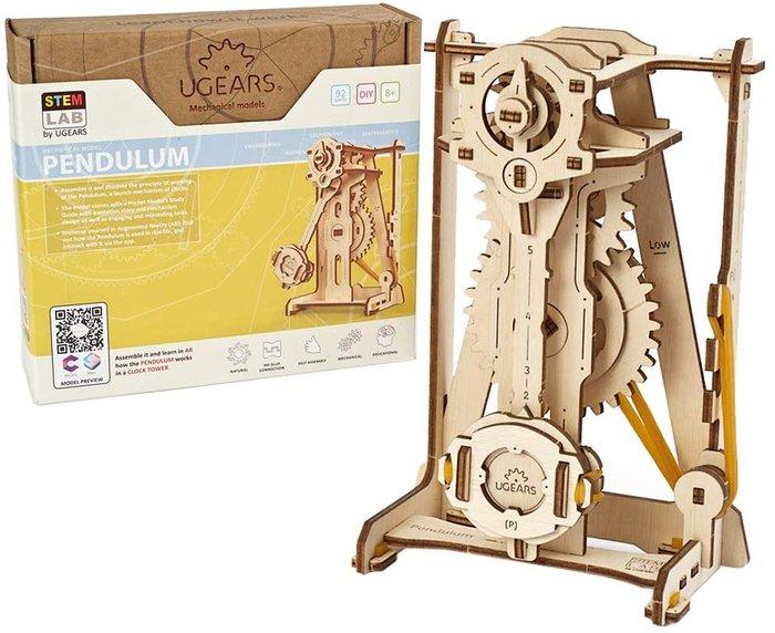 Maqueta model lab pendulum