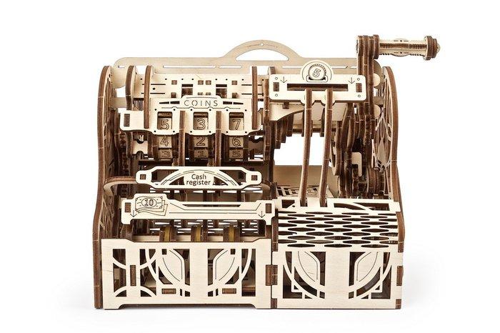 Modelo caja registradora