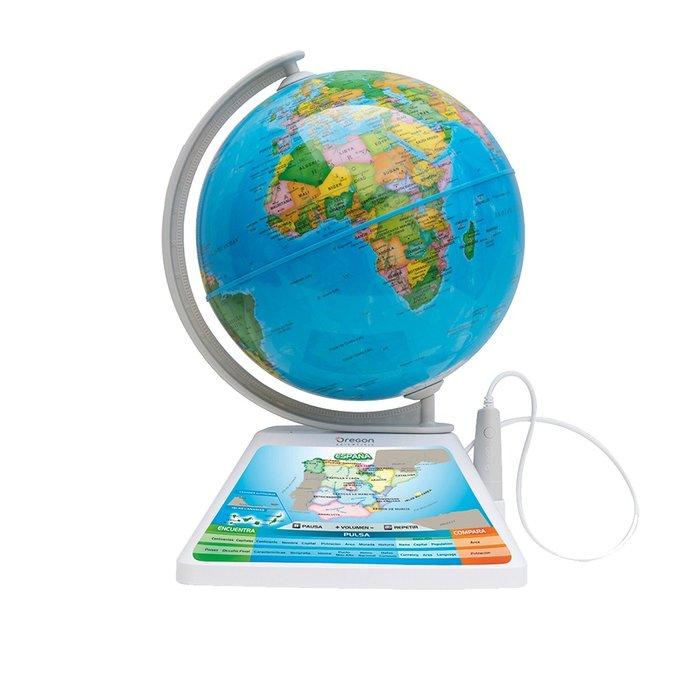 Globo interactivo smart globe adventure