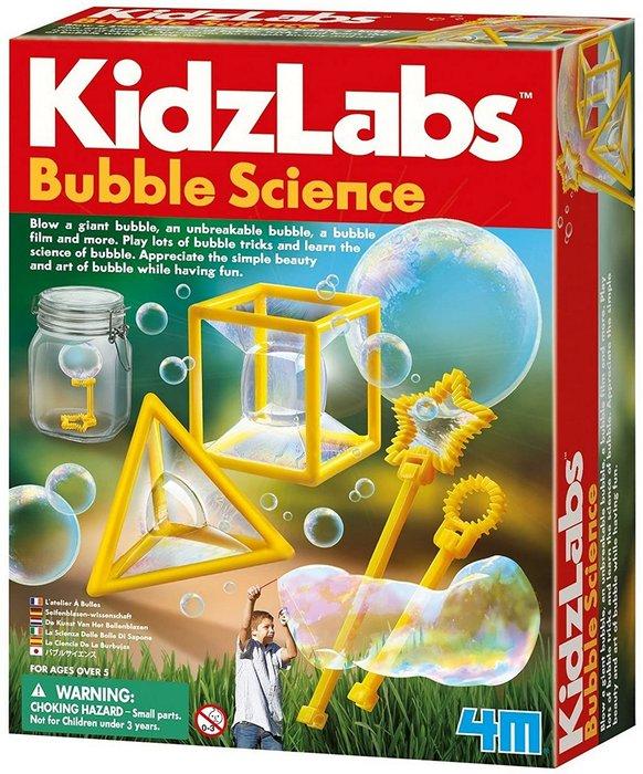 Juego kidz labs bubble science