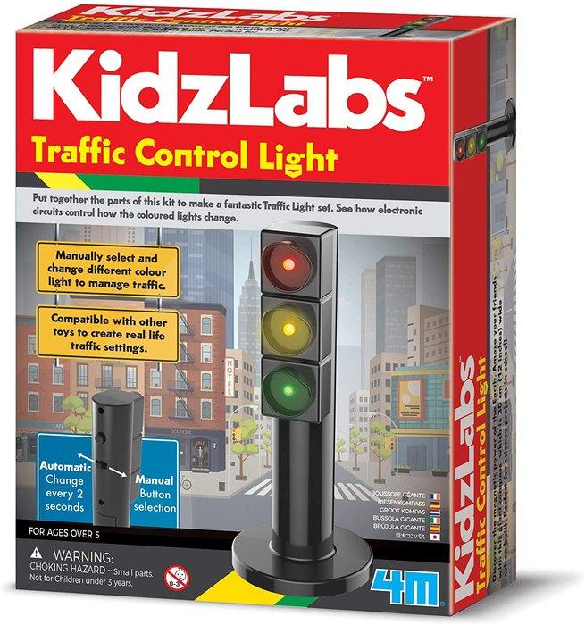 Juego kidzlabs semaforo con luz