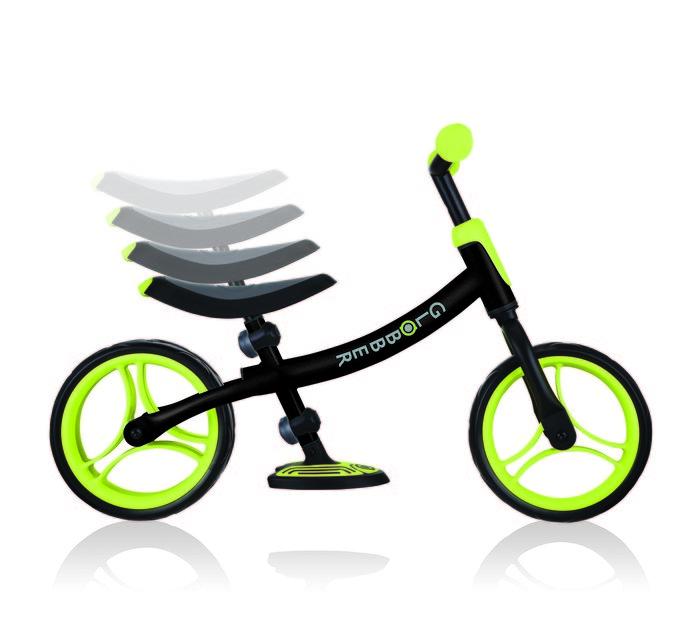 Go bike duo verde