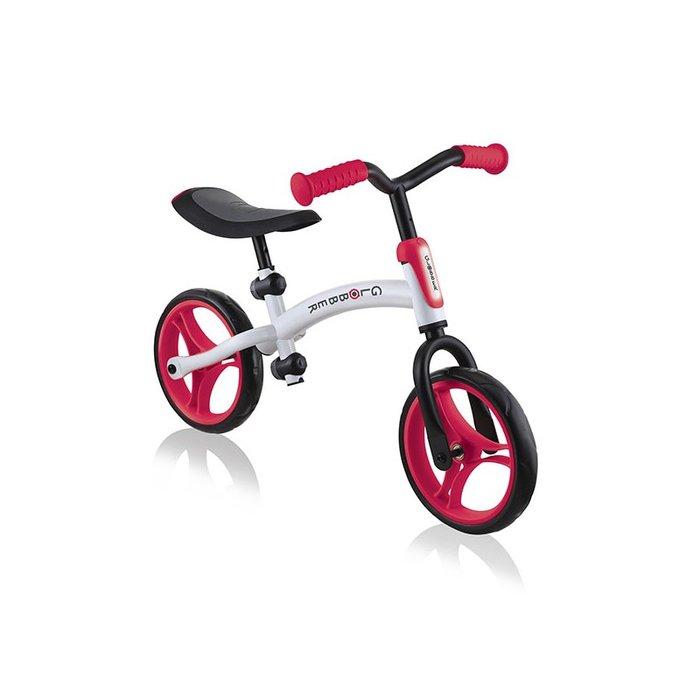 Go bike duo roja y blanca