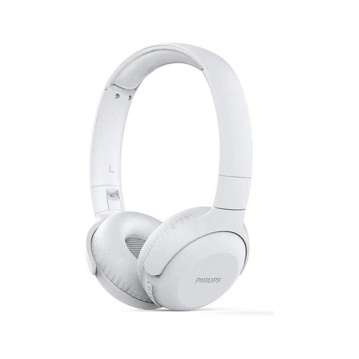 Auricular inalambrico bluetooth tauh202wt blanco philips