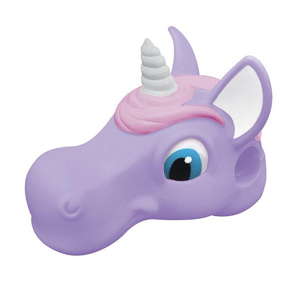 Accesorio patinete unicornio lila