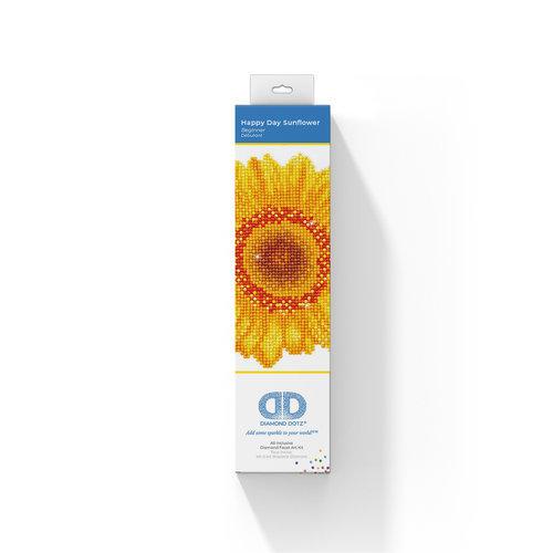 Diamond dotz sunflower