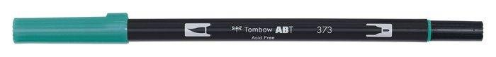 Rotulador tombow dual brush 373 sea blue