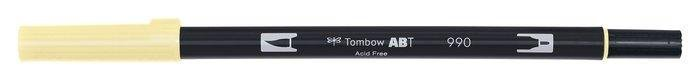 Rotulador tombow dual brush 990  light sand