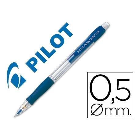 Portaminas pilot 05 h185 azul
