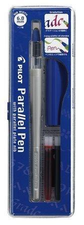 Pack pluma parallel pen 60 mm