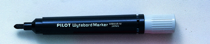 Rotulador wbma-m negro