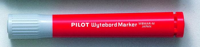 Rotulador wbma-m rojo