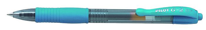 Boligrafo g2 azul pastel