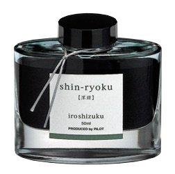 Tintero verde bosque (shin-ryoku)