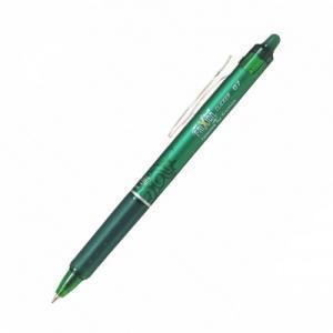 Boligrafo pilot frixion clicker verde