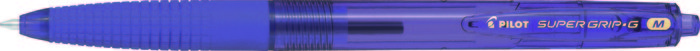 Boligrafo pilot supergrip g neon violeta