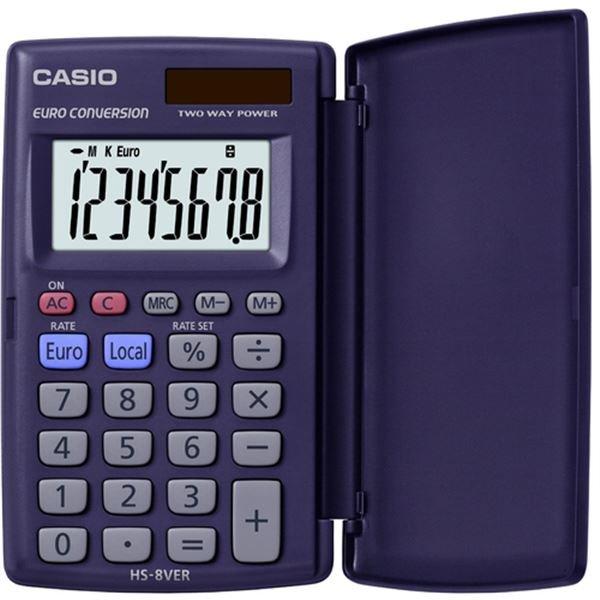 Calculadora basica de bolsillo hs-8ver