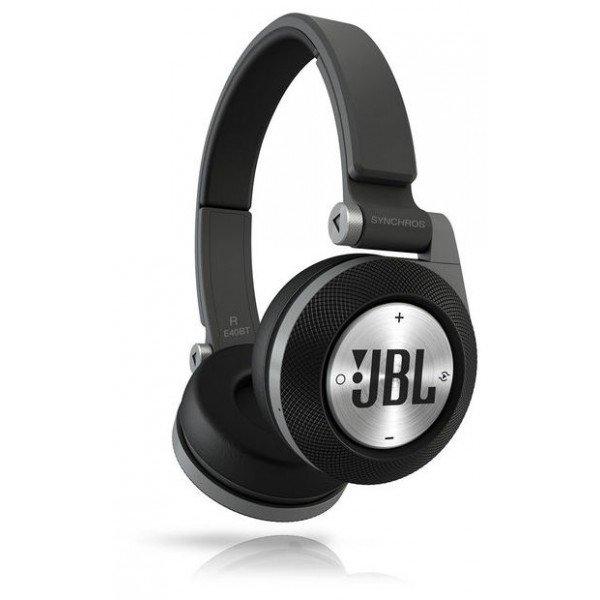 Auriculares bluetooth e40bt negro jbl synchros