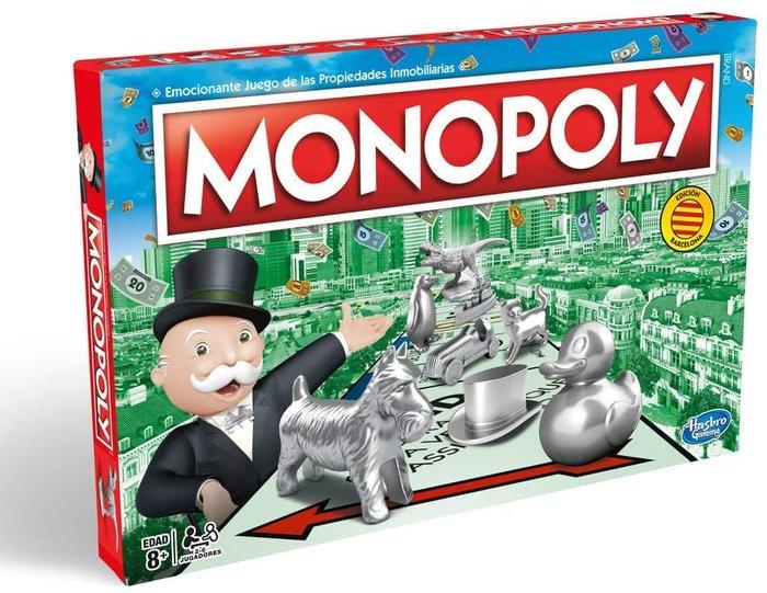 Juego monopoly clasico cataluña