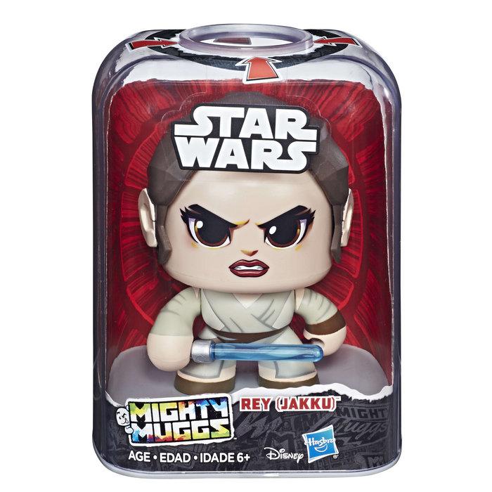 Mighty muggs star wars rey