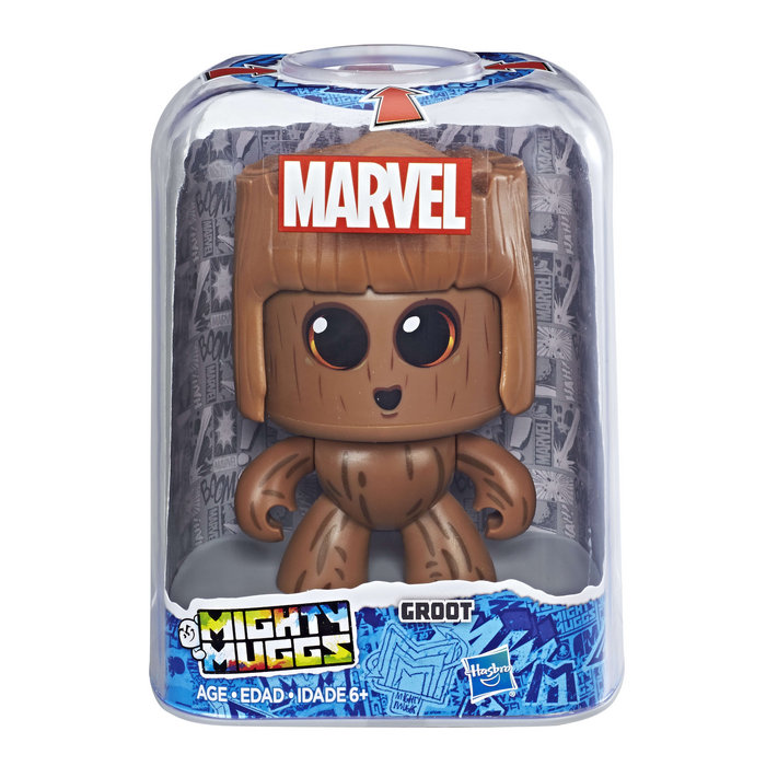 Mighty muggs marvel groot